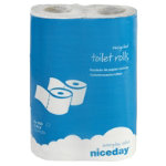 niceday 2 ply Toilet Tissue White 6 pk