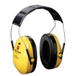 3M Ear Protection XH001650411 Unica Yellow Black