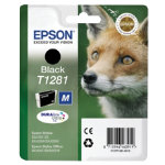 Epson T1281 Black Printer Ink Cartridge