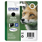 Epson T1281 Original Black Ink Cartridge C13T12814011