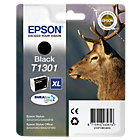 Epson black printer ink cartridge T130140