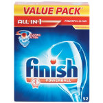 Finish Original All In One dishwasher tablets pack of 52