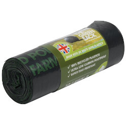 The Green Sack Lawn and Leaf Sack Roll of 10