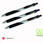 Foray Ballpoint Retractable Assorted Pack of 5
