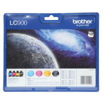 Brother 31BROLC900MPK Original black and colour ink cartridge multipack