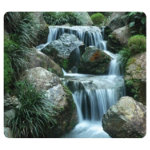 Fellowes Earth Series Mouse Pad Waterfall