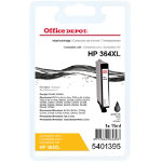 Office Depot compatible HP CB322EE XL photo black ink cartridge