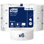 Tork Premium Jumbo Roll 2 Ply Pack of 6
