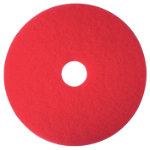 3M Floor Pads 15 Red Pack of 5