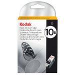Kodak 10B Original standard capacity black ink cartridge N A