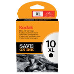 Kodak 10BXL Original Ink Cartridge 3949922 Black