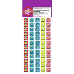 Motivation Mini Stickers Well Done Pack of 180