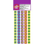 Motivation Mini Stickers Stars With Noses Pack of 180