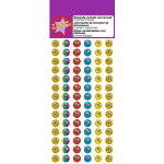Motivation Mini Stickers Smiley Faces Pack of 252