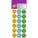 Motivation Stickers Brilliant Pack of 54