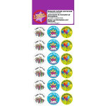Motivation Stickers Happy Birthday Pack of 54