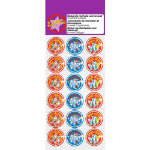 Motivation Sparkling You re a Star Stickers 36 Stickers per Pack