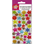 Motivation Sparkling Smile Stickers 126 Stickers per Pack