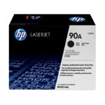 Original HP CE390A black laser toner cartridge HP No 90A