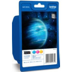 Brother LC1280XL Original 3 Colours Ink Cartridge LC 1280XLRBWBP