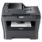 Brother DCP 7065DN Network Ready All in One Mono Laser Printer