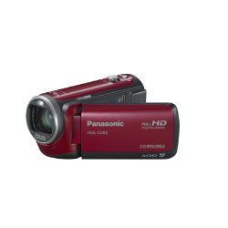 Panasonic Hdc-sd80 Digital Camcorder - Red