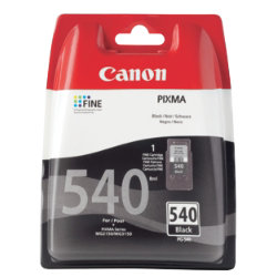Canon PG 540 Black Inkjet Cartridge