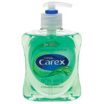 Carex Aloe Vera Anti Bacterial Hand Wash 250ml