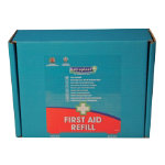 BS 8599 1 Compliant Workplace Medium First Aid Kit Refill