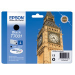 Epson T7031 Original Black Ink Cartridge C13T70314010