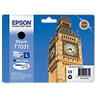Epson T7031 black inkjet cartridge T703140