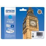 Epson T7032 Cyan Inkjet Cartridge T703240