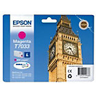 Epson T7033 Original Magenta Ink Cartridge C13T70334010