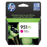 HP No951XL High Capacity Magenta Inkjet Cartridge CN047A