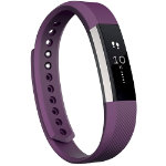 Fitbit Activity Tracker Alta Large Plum
