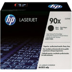 HP No90X Hi Yield Black Toner Cartridge CE390X