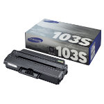 Samsung 103 Original Black Toner Cartridge MLT D103S ELS