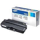 Samsung MLT D103L High Capacity Black Toner Cartridge