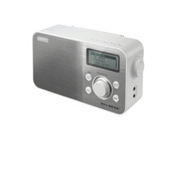 Sony Radio Tuner XDRS60 White