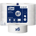 Tork Bathroom Tissue White