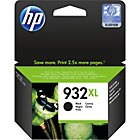 Original HP No932XL high capacity black printer ink cartridge CN053AE