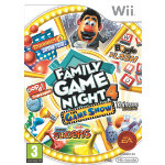 Hasbro Family Game Night 4 The Game Show Edition Nintendo Wii