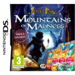 Jewel Link Mysteries Mountains of Madness Nintendo DS