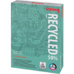 Viking 50 Recycled A4 80gsm Printer Paper White