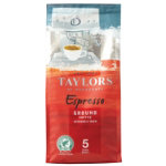Taylors of Harrogate Espresso Ground Coffee 227g