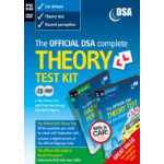Official DSA Complete Theory Test Kit for Car Drivers