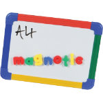 Show Me A4 Magnetic Whiteboards Pack 10