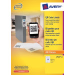 Avery QR Code Labels 80 x 35mm 14 Labels per Sheet L7122 25