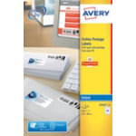 Avery J5103 Online Postage SmartStamp Laser Labels 135 x 38mm 10 Labels per Sheet J5103 25