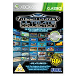 Sega Mega Drive Ultimate Collection Classics Xbox 360